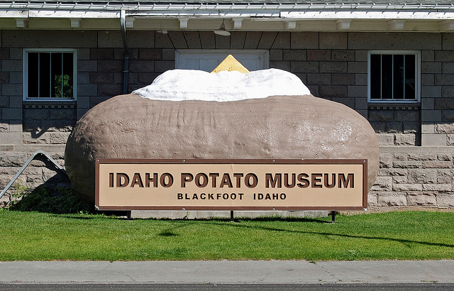 Idaho Potato Museum - Regional Food Museums