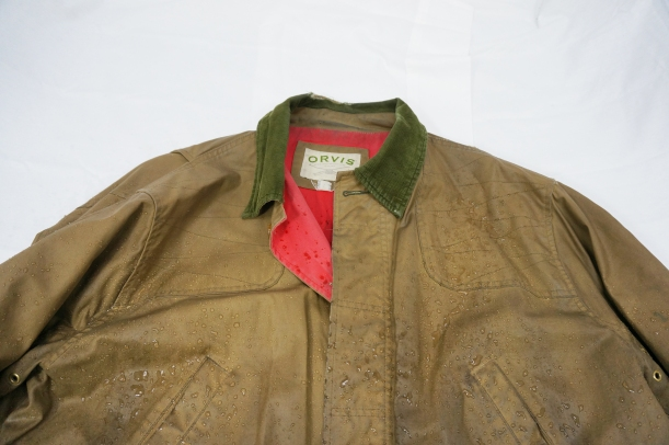 Dirty Wax Cotton Jacket