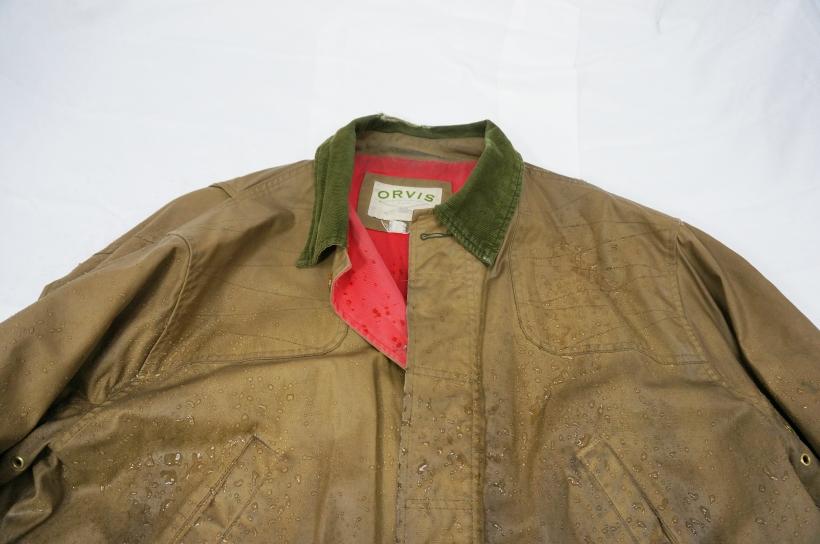 Dirty Wax Cotton Jacket