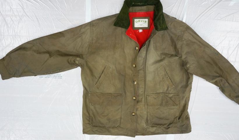 Clean Wax Cotton Jacket